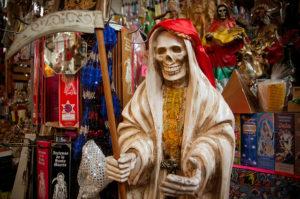 Hechizos de amor con la santa muerte